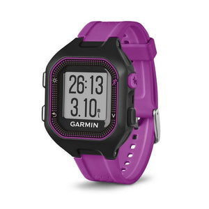 Garmin Forerunner 25  SM  Black/Purple HMR1