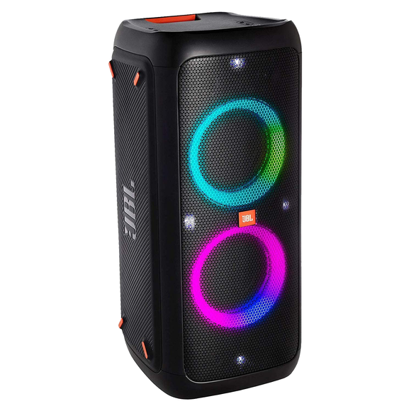 JBL JBLPARTYBOX300AM PartyBox 300 High Power Portable Wireless Bluetooth Audio System with Battery