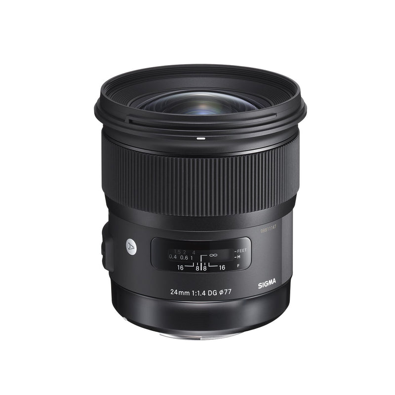 Sigma 24mm F1.4 DG HSM Art Lens for L- mount