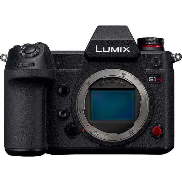 Panasonic Lumix DC-S1H Full frame Mirrorless Camera - Body