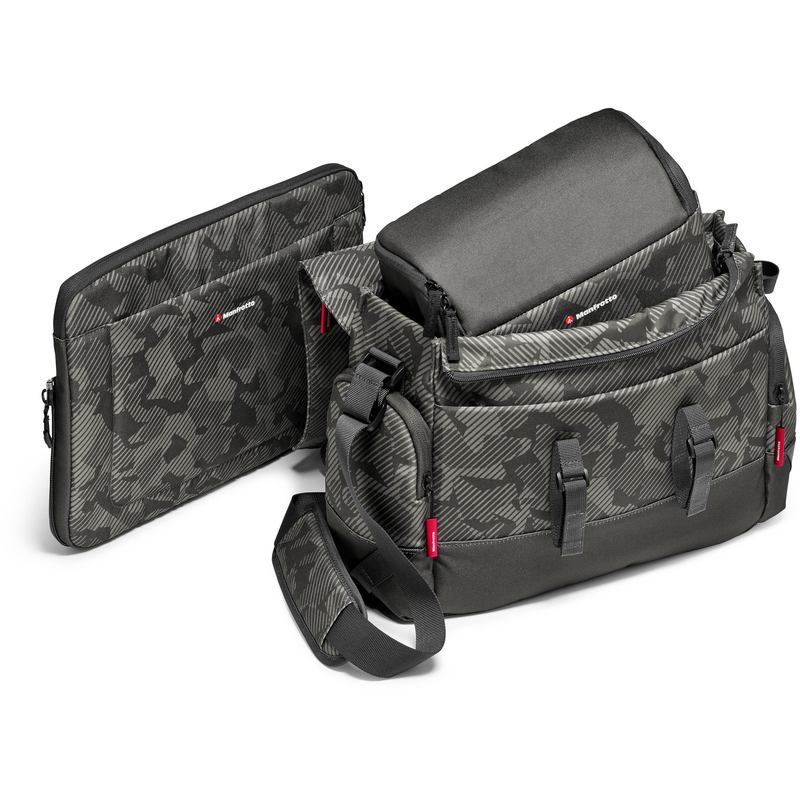 Manfrotto Noreg camera messenger-30 for DSLR/CSC