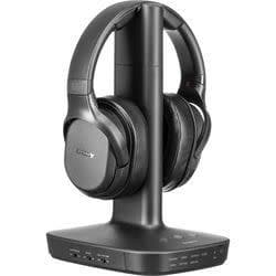 Sony WH-L600 - Headphone system - full size - radio - wireless - Black