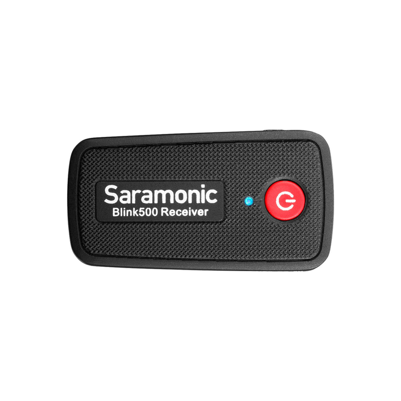 Saramonic Blink 500 RX Dual-Channel Camera-Mount Digital Wireless Receiver (2.4 GHz)