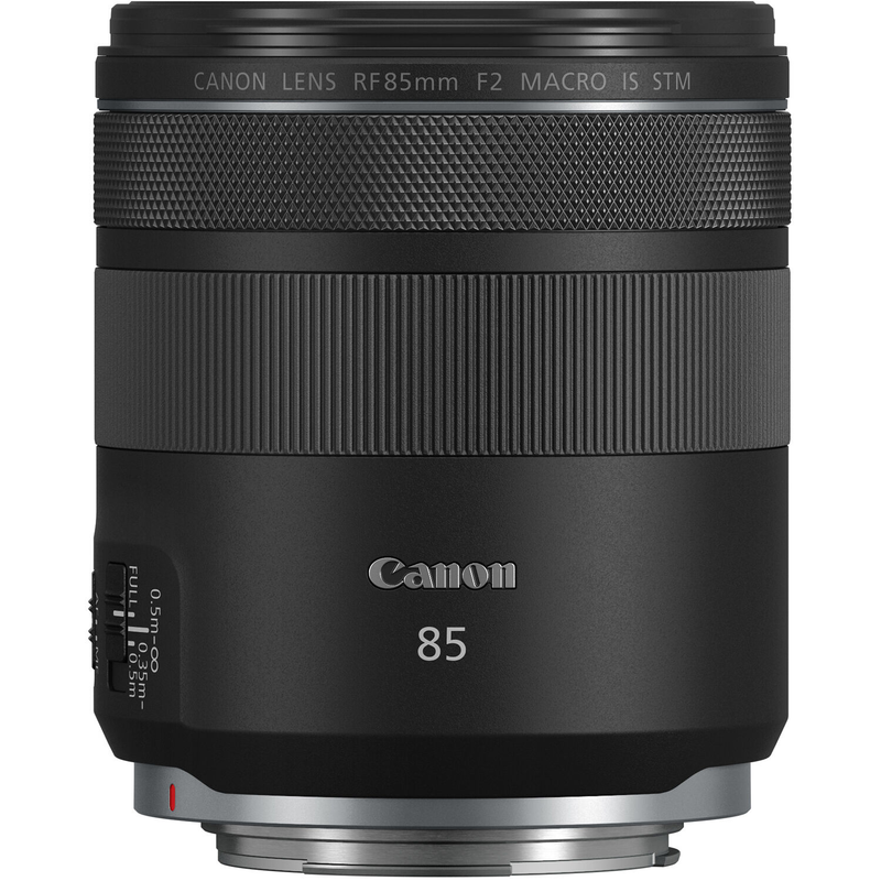 Canon RF 85mm f/2 Macro IS STM Lens