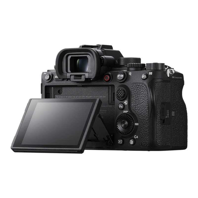 Sony ILCE1/B Alpha a1 Full-frame Interchangeable Lens Mirrorless Camera - On preorder, contact us