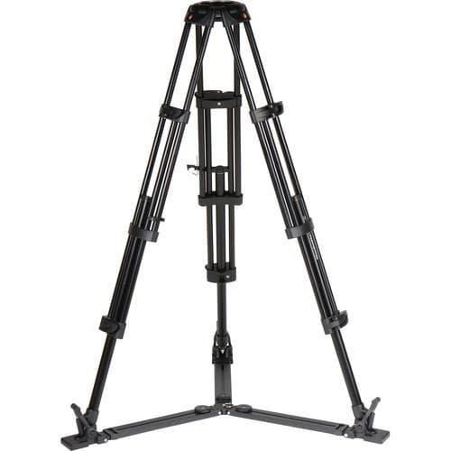 Manfrotto 545GB Two Stage Professional Video Tripod with floor spreader