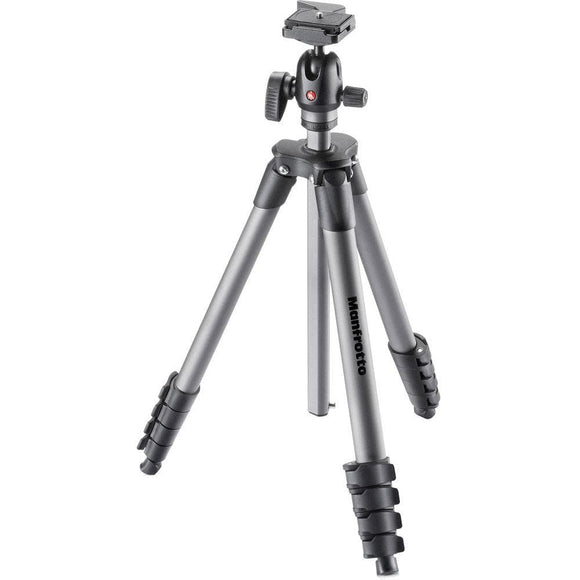 Manfrotto MKCADVBHBK Compact Advanced tripod kit with Ball head