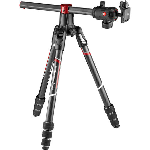 Manfrotto MKBFRC4GTXP-BH Befree GT XPRO Carbon Fiber Travel Tripod with 496 Center Ball Head