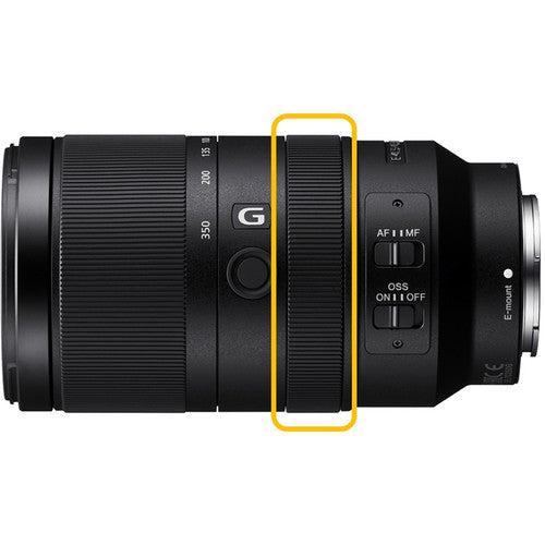 Sony 70-350mm f/4.5-6.3 G OSS Lens - Sony E-Mount