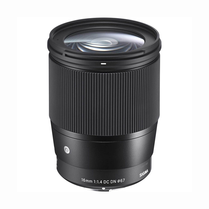 Sigma 16mm F1.4mm DC DN Contemporary Lens for L-Mount