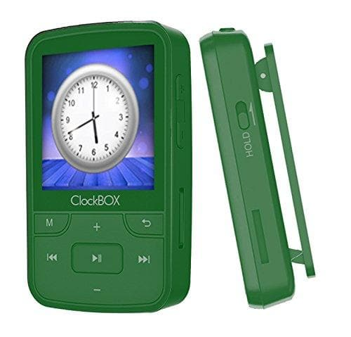 Samvix clockbox Green