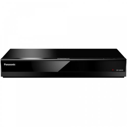 Panasonic DP-UB420K - Ultra HD Blu-ray Player with unique processing technology and network functions