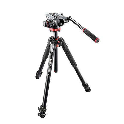 Manfrotto MT055XPRO3 Tripod with MVH502AH Video Head
