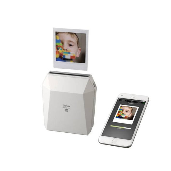 FujiFilm Instax SP-3 smartphone printer - White