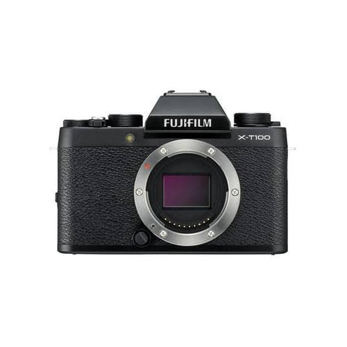 FujiFilm X-T100 Mirrorless Camera