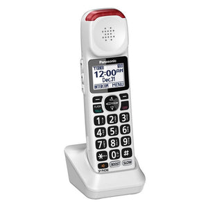 Panasonic KXTGMA44W  Amplified Phone Expansion Handset for KXTGM470W