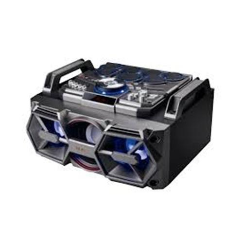 Sylvania Portable DJ Boombox with Drum