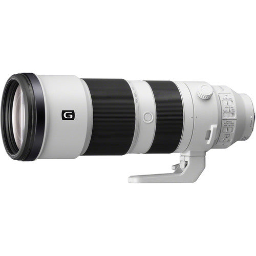 Sony SEL200600G 200 mm - 600 mm - f/5.6-6.3 G OSS Telephoto zoom lens