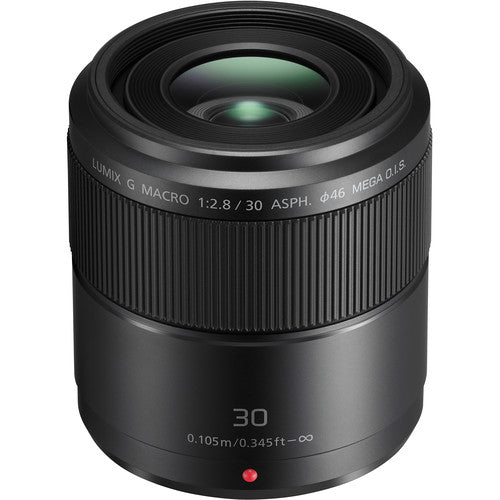 Panasonic Lumix G Macro 30mm f/2.8 Lens