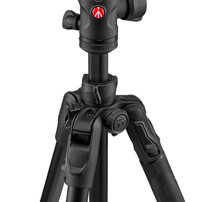 Manfrotto Befree Advanced Nerissimo Aluminum Tripod kit
