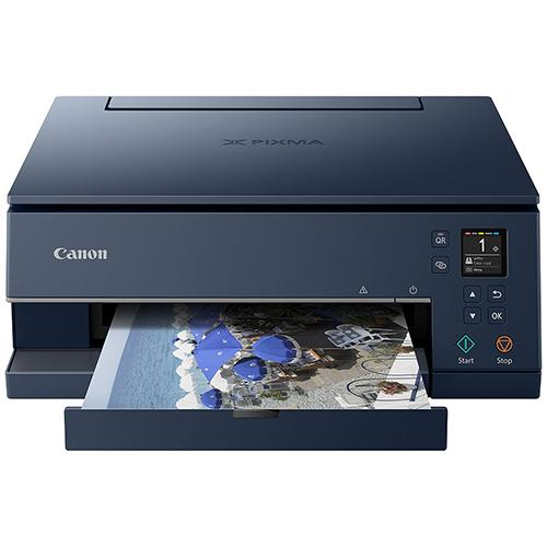 Canon PIXMA TS6320 Multifunction Wireless Inkjet Printer - Navy
