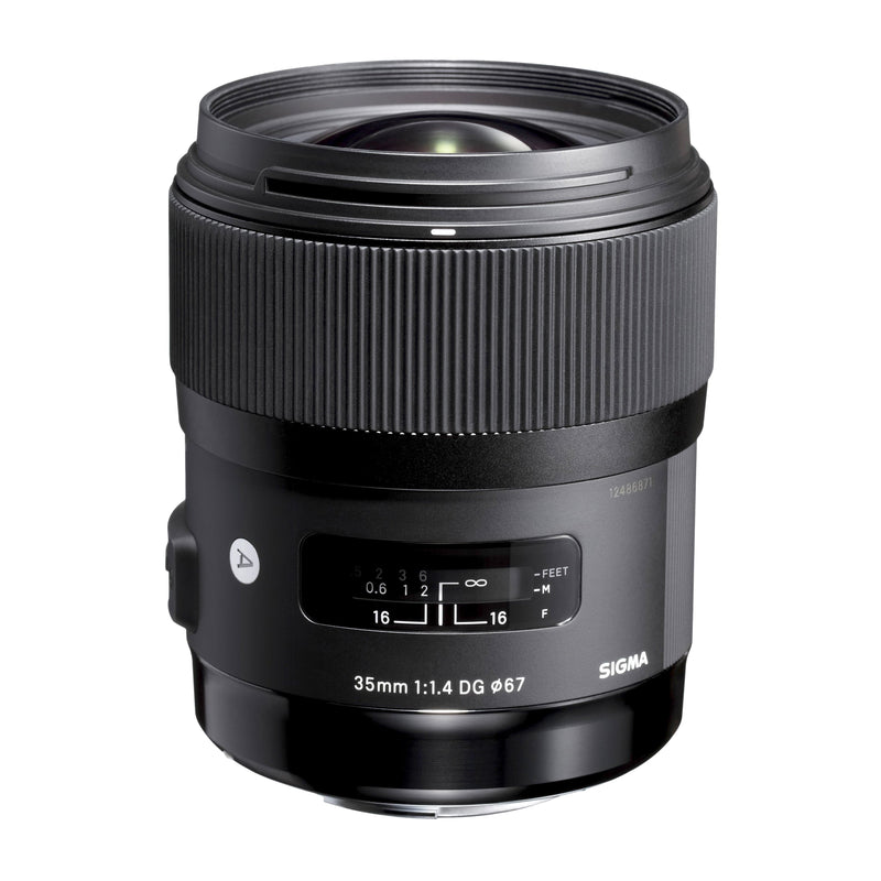 Sigma 35mm F1.4 DG HSM Art Lens for L-mount