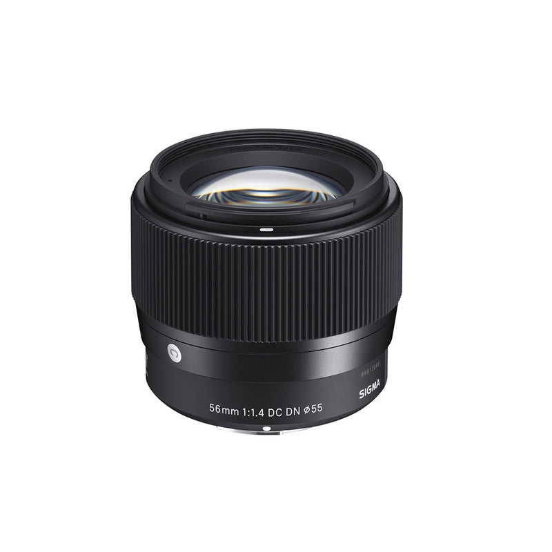 Sigma 56mm F1.4 DC DN HSM Contemporary Lens for Canon EF-M Mount