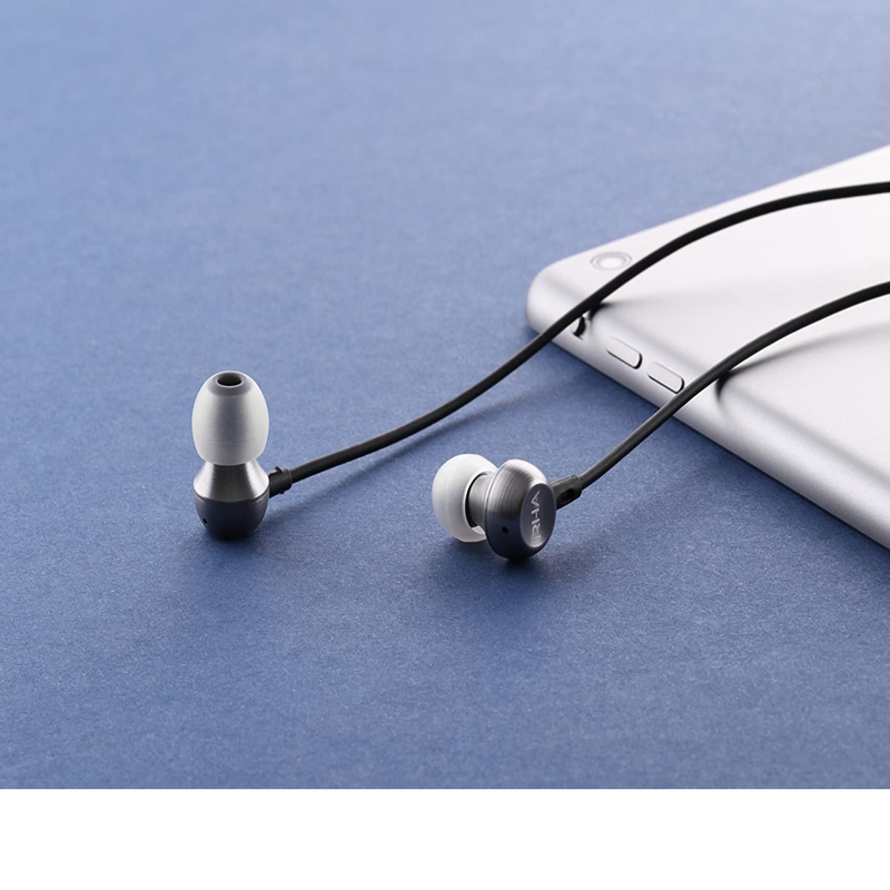 RHA MA390U - Noise Isolating Aerophonic™ in-Ear Headphones with Universal Remote & Microphone