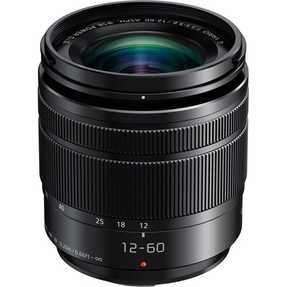 Panasonic Lumix G Vario 12-60mm f/3.5-5.6 Lens