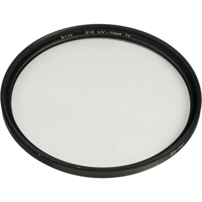 B+W 82mm Clear UV Haze 010 Filter