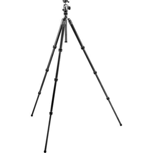 Gitzo GK2545T-82QD Series 2 Traveler Carbon Fiber Tripod with Center Ball Head