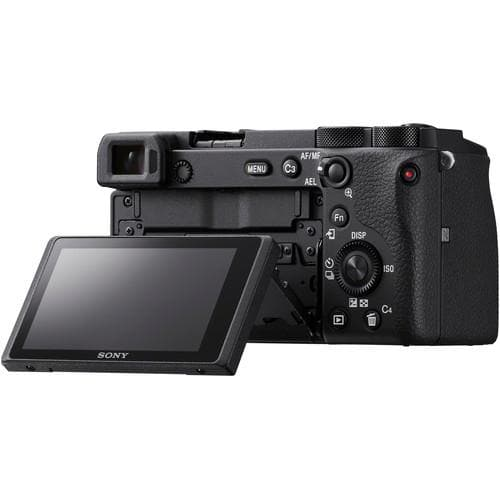 Sony ILCE6600 Alpha 6600 Mirrorless Camera