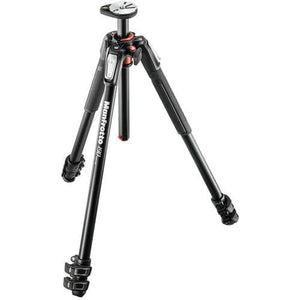 Manfrotto MT190XPRO3 3 sections Aluminum Tripod