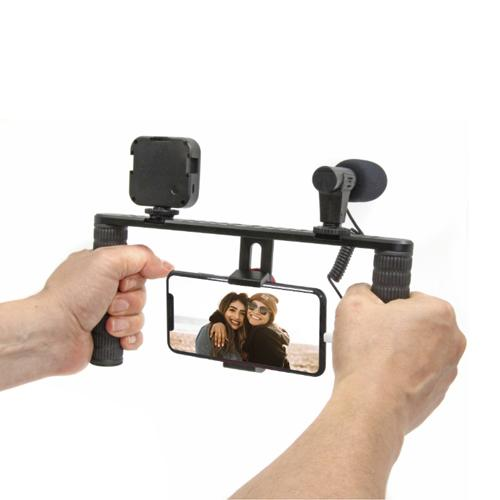 Mobifoto Professional Smartphone Cage Kit