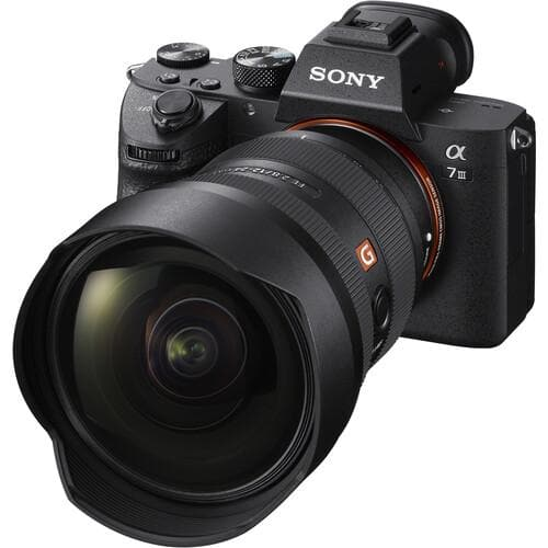 Sony SEL1224GM - FE 12-24mm f/2.8 GM - Wide-angle zoom lens - Sony E-mount