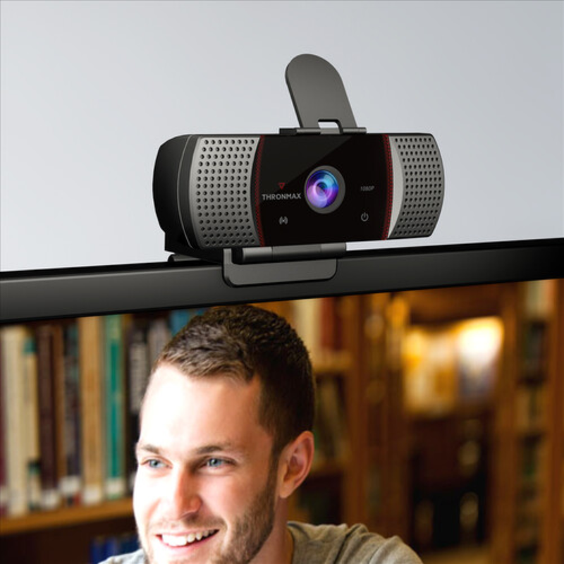Thronmax X1 Steam Go Webcam 1080p FHD