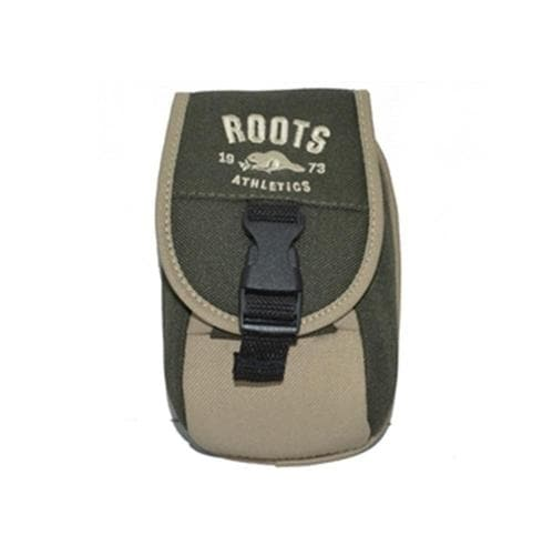 Roots Athletics Camera Pouch - Green - Medium