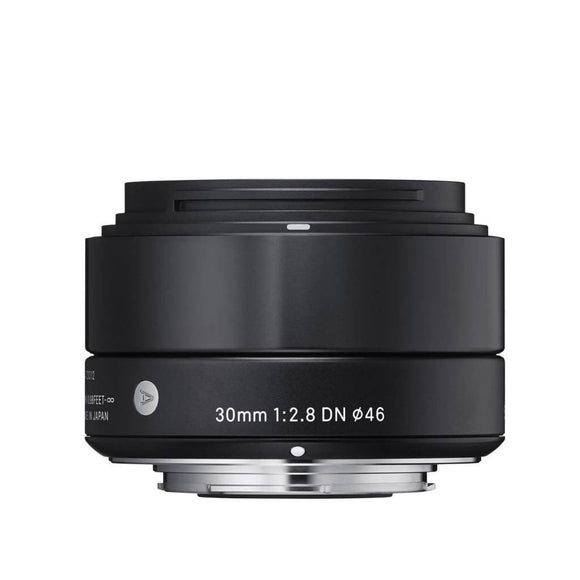Sigma 30mm F2.8 DN Art Lens for Micro Four Thirds