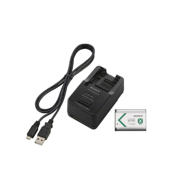 Sony ACC-TRBX - Battery and charger Li-Ion