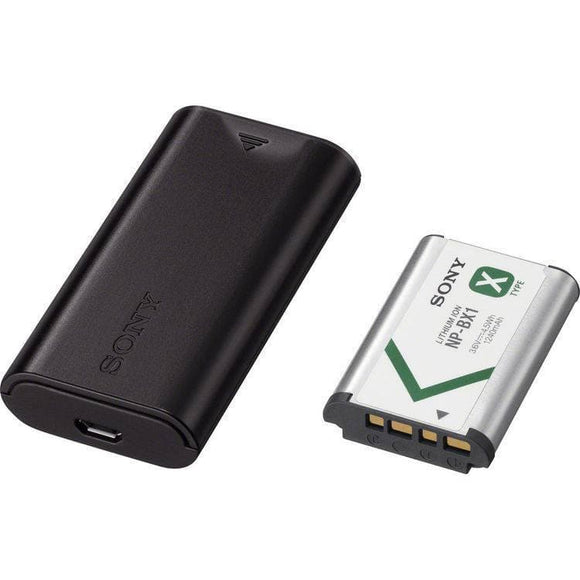 Sony ACC-TRDCX - Battery and charger Li-Ion 1240 mAh