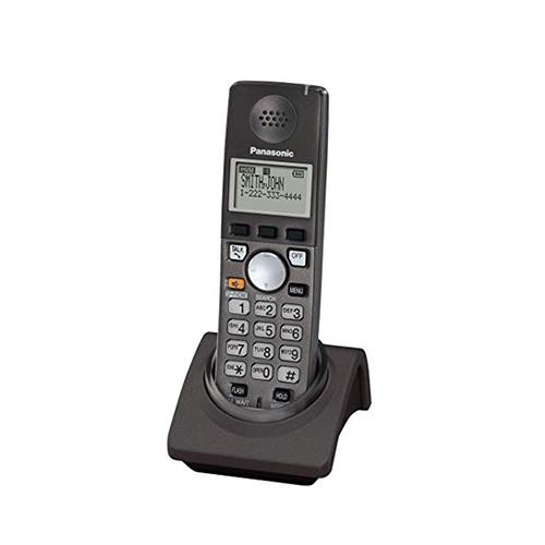 Panasonic KXTGA670B additional cordless handset for KXTG6700