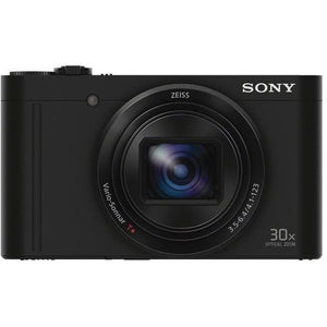 Sony DSC-WX500  Digital camera - black