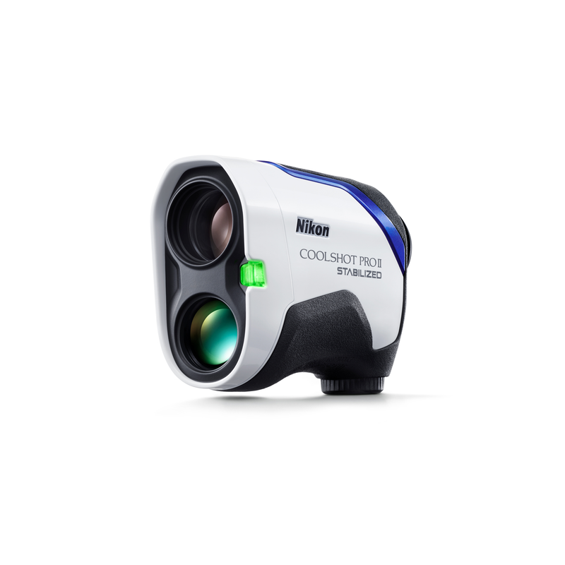 Nikon Coolshot ProII Stabilized Golf Rangefinder
