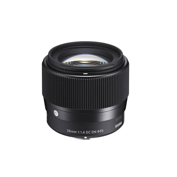 Sigma 56mm F1.4 DC DN HSM Contemporary Lens for Sony E Mount