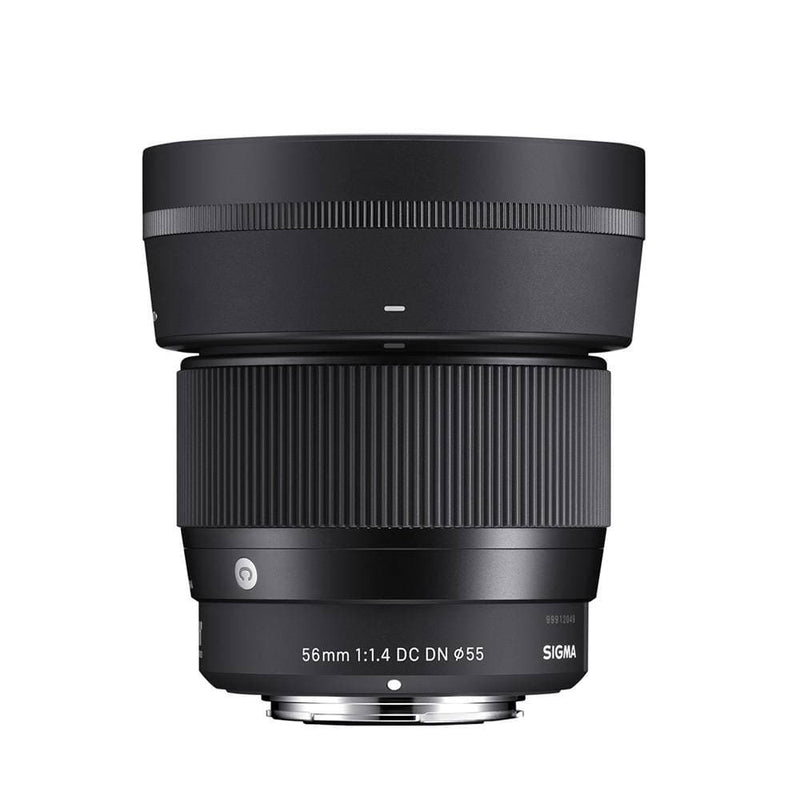 Sigma 56mm F1.4 DC DN HSM Contemporary Lens for Micro four thirds