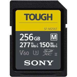 Sony SF-M Series Tough SF-M256T