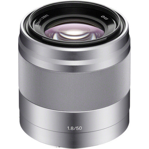 Sony SEL50F18 Lens 50 mm f/1.8 for Sony E-mount