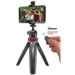 Mobifoto L322 Table top tripod with bluetooth remote