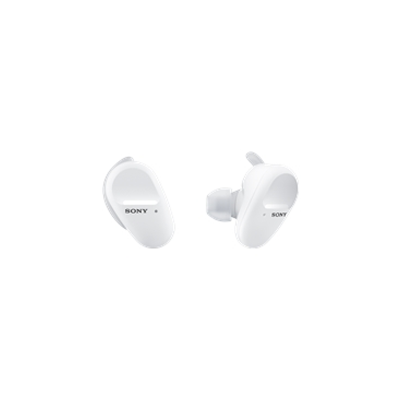 Sony WF-SP800N Truly Wireless Noise-Cancelling in-ear Headphones with mic for Sports