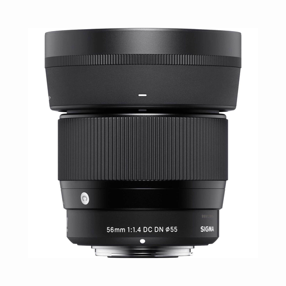 Sigma 56mm F1.4 DC DN HSM Contemporary Lens for L-mount